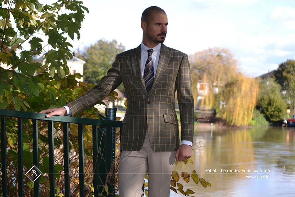 PDG-Vert—Pantalon-Beige